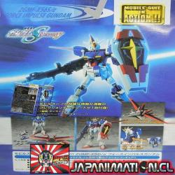 Force Impulse Gundam Gundam Seed Destiny MS In Action Original Bandai Japones