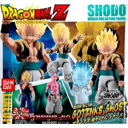Vegetto Shokugan Shodo Part 3 Dragon Ball Z Bandai Original Japones