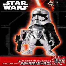 Captain Phasma Star Wars Episode VII Converge Bandai Original Japones