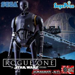 K-2SO 1/10 Star Wars Rogue One Sega Prize Exclusivo Original Japones