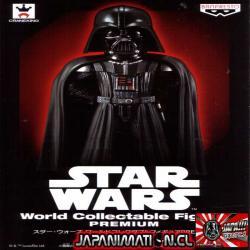 Darth Vader II WCF Premiun Star Wars Serie 1 Banpresto Original Japones