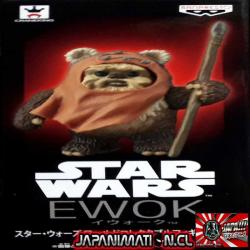 Ewok WCF Star Wars Vol 2 Banpresto Original Japones