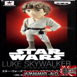 Luke Skywalker WCF Star Wars Vol 2 Banpresto Original Japones