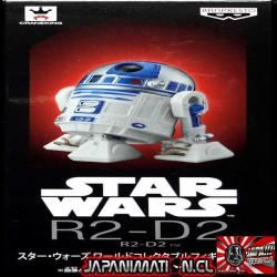 R2-D2 WCF Star Wars Vol 2 Banpresto Original Japones
