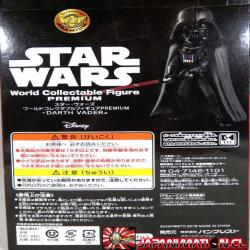 Darth Vader 1 WCF Premiun Star Wars Serie 2 Banpresto Original Japones