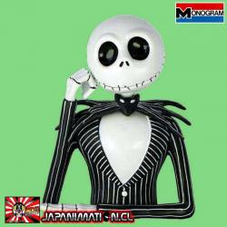 Alcancia Busto Nightmare Before Christmas Jack Skelington 21Cm aprox