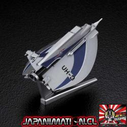 Ultra Guard Ultra Hawk Vol 10 Ultraman Maqueta Mecha Collection Bandai Original Japones Tokusatsu