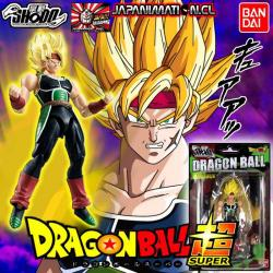 Bardock Super Saiyan Shodo Vol 5 Dragon Ball Super Bandai Original Japones