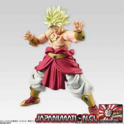 Brolly Super Saiyan Shodo Vol 5 Dragon Ball Super Bandai Original Japones