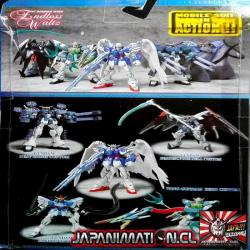 Gundam Deathscythe Hell Custom Mobile Suit In Action MSIA Original Bandai Japones