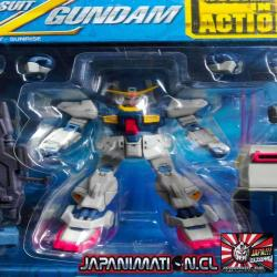 Gundam Mk-II A.E.U.G Version Mobile Suit In Action MSIA Original Bandai Japones