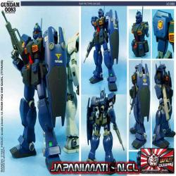 Gundam Mk-II Titans Version Mobile Suit In Action MSIA Original Bandai Japones