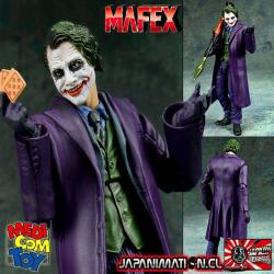 Joker Heath Ledger's Mafex Original Medicom Bandai Japones