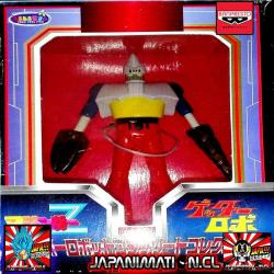 Getter Robot 2 Super Robot Collection Original Banpresto Japones