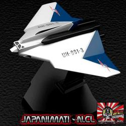 Ultra Guard Ultra hawk 001 Gamma Vol.15 Ultraman Maqueta Mecha Collection Bandai Original Japones Tokusatsu