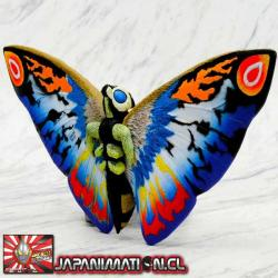 Rainbow Mothra Movie Monster EX Bandai Original Japones
