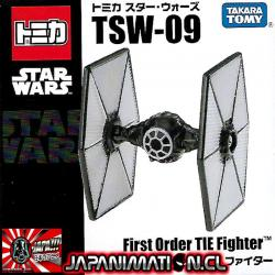 Tie Fighter First Order Tomica Star Wars TSW-09 Original Takara Japones