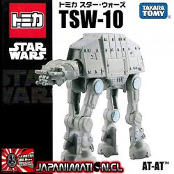 AT-AT The Empire Strike Back Tomica Star Wars TSW-10 Original Takara Japones