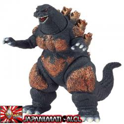 Burning Godzilla Movie Monster Series Bandai Original Japones