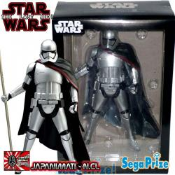 Captain Phasma 1/10 Star Wars The Last Jedi Sega Prize Original Japones