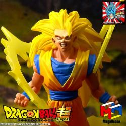 Super Saiyan 3 Son Goku Dragon Ball Capsule Memorial 03 Original Japones