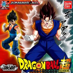 Vegetto Shodo Vol 6 Dragon Ball Super Bandai Original Japones