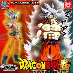 Son Goku Ultra Instinct Figura de Accion Shodo Vol 6 Dragon Ball Super Bandai Original Japones