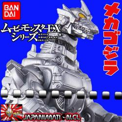 Mechagodzilla 2004 Movie Monster EX Godzilla Bandai Original Japones
