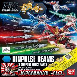 Ninpulse Beam HGBC 1/144 Gundam Build Custom Bandai Original Japones