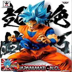 Super Dragon Ball Heroes Son Goku Chozetsu Giko Super Saiyan God Original Japones