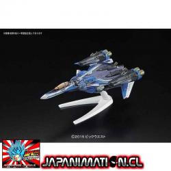 VF-31J Super Siegfried Fighter Mode Macross Delta Bandai Original Japones Hayate Immelmann