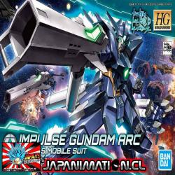 Impulse Gundam Arc HGBD 1/144 Bandai Original Japones