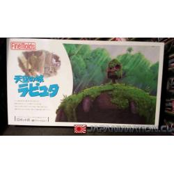 Ghibli Laputa 1/20 Robot Soldier Version Paisaje Ghibli Maqueta Armable Finemolds