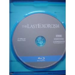 Blu-Ray The Last Exorcism Terror Impecable Bluray Sub Esp Usado