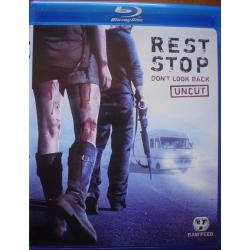 Blu-Ray Rest Stop Don't Look Back Uncut Terror Impecable Usado Bluray Sub Esp