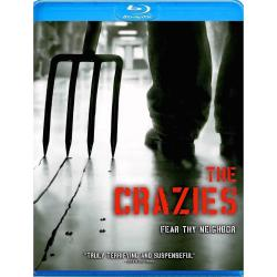 Blu-Ray The Crazies Blu-ray Terror Impecable Usado 1 Disco Bluray Sub en Español