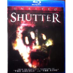 Blu-Ray Shutter 2008 Usado Impecable 1disc Bluray Hablado y Sub Español