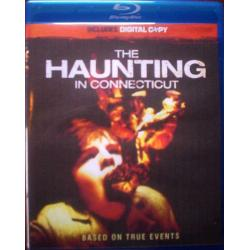 Blu-Ray The Haunting in Connecticut Impecable Usado Bluray Sub Esp