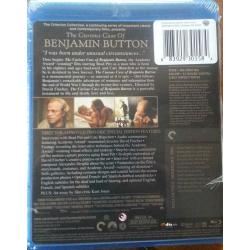 Blu-Ray The Curious Case of Benjamin Button Bluray Nueva Hablada y Sub en Español