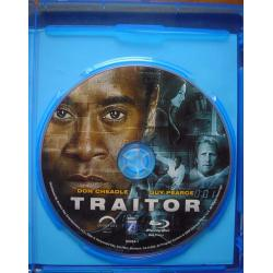 Blu-Ray Traitor 2008 Impecable Usado 1 Disco Bluray Sub Esp