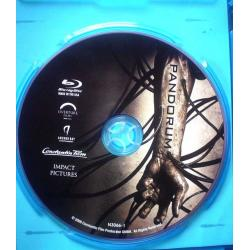 Blu-Ray Pandorum 2009 Impecable Usado 1 Disco Bluray Hablado y Sub en Español