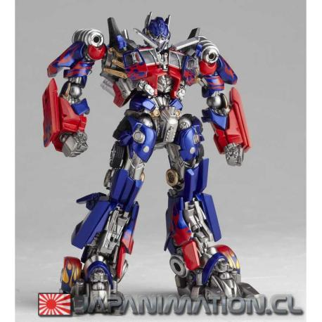 Kaiyodo Si-Fi Revoltech Optimus Prime No.30 Figure Dark of the Moon