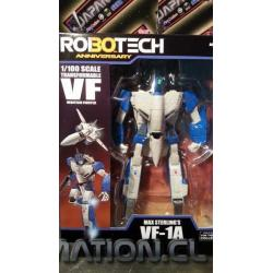 Robotech Max Sterling VF-1A Macross 30th Anniversary Edition 1/100 Scale Action Series 1 Toynami