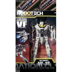 Robotech Roy Fokker VF-1S Macross 30th Anniversary Edition 1/100 Scale Action Series 1 Toynami