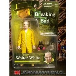 Figura Breaking Bad Walter White Hazmat Suit Action Figure 6