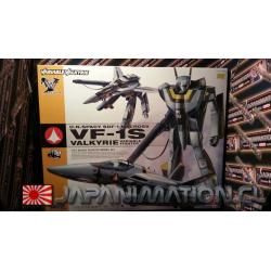 Macross VF-1S Valkyrie Variable Fighter 1/72 Maqueta Transformable Bandai Ultra detallada Robotech Roy Fokker
