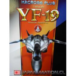Yamato YF-19 Macross Plus 1/60 Nuevo Transformable Japones