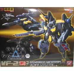 Macross Frontier 1/60 DX Chogokin VF-25S Armored Messiah Valkyrie Ozma