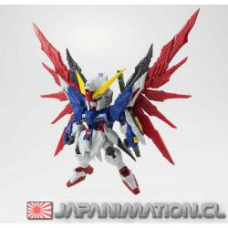 Figura Destiny Gundam NXEDGE STYLE MS UNIT Bandai Nueva SD BB