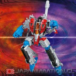 Transformers Cloud Starscream E-Hobby Limited Juguete Transformable Takara Tomy Nuevo